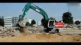 日立 ZX 350-5 挖掘机 RGS工作视频高清