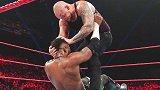 RAW第1371期:擂台之王1/4决赛 科尔宾VS亚历山大