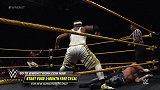 WWE-18年-NXT第470期:TM61VS街头浪子-精华