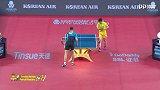 ITTF世界巡回总决赛-男单1/8决赛 张本智和4-1弗朗西斯卡