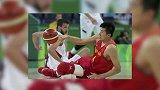奥运会-16年-中国男篮不敌塞尔维亚 五战全负结束里约征程-新闻
