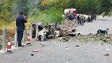 四川阿坝黑水与茂县交界直升机坠毁 官方:机上3人遇难