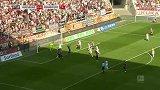 第28分钟法兰克福球员帕西恩西亚射门 - 打偏