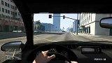 老戴在此《PS4 GTA5》06 开篇就是大场面 麦克教不好功课啊