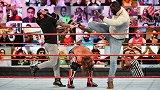 RAW第1441期: 单打赛 AJ VS伊莱亚斯