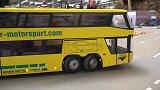 德国RC模型,奔驰大巴公交车展示