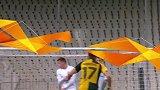 第32分钟雅典AEK球员坦科维奇射门 - 被扑