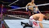 WWE-17年-2017决胜战场大赛:单打赛萨米辛VS麦克-全场