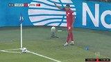 第67分钟RB莱比锡球员哈尔斯滕贝格进球 沙尔克040-3RB莱比锡