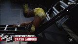 WWE-18年-合约阶梯十大极端时刻 杰夫高空坠击成就经典一幕-专题