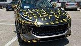 """东风风行发布""""SX5G""""稿图,定位为紧凑型SUV,很酷!"""
