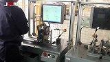 JP上海剑平飞机引擎启动机涡轮动平衡机检测操作过程