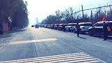 西安gs8三秦车友会聚会小。数数多少辆