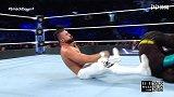 WWE-18年-SD第1004期:单打赛 杰夫哈迪VS阿尔马斯-单场