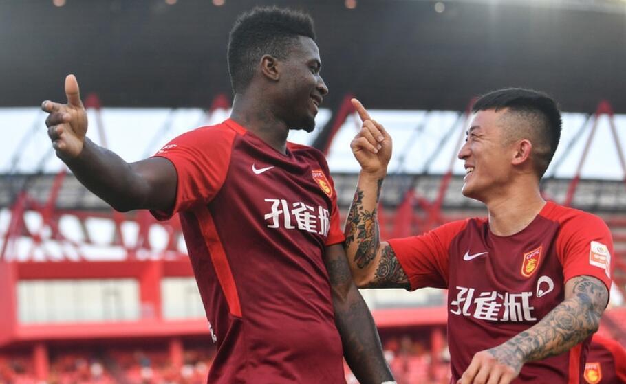 第20轮-马尔康双响王秋明造乌龙 华夏3-0重庆