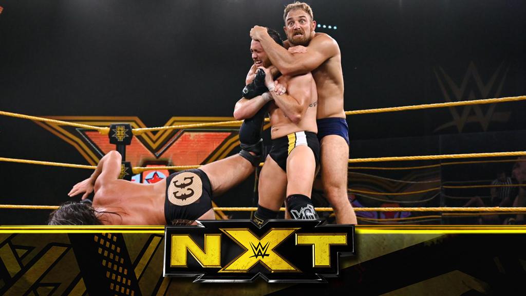 NXT第583期:男女冠军挑战者诞生