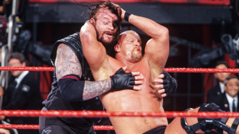 夏季狂潮1998:奥斯丁VS送葬者