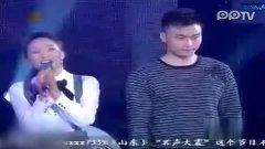 白静遇刺 20120228 白静与李桓在 名声大震 中飙歌