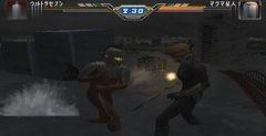 奥特曼格斗重生之大沉没列岛马格马星人和赛文的对抗奥特曼格斗进化3