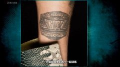wwe-17年-超级明星纹身秀:盖洛斯纹身纪念兄弟情义-专题